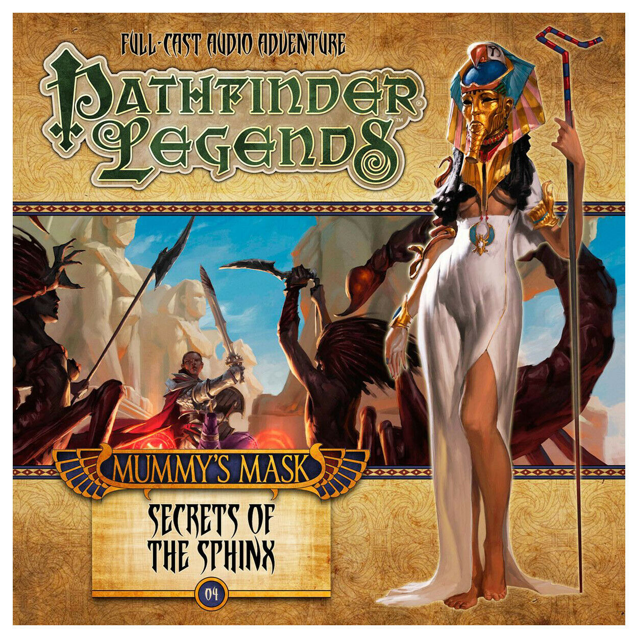 Pathfinder Legends: Mummy's Mask – Secrets of the Sphinx