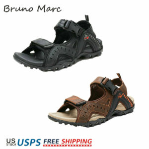 Bruno Marc Mens Outdoor Fisherman Sports Athletic Sandals Beach Walking Shoes