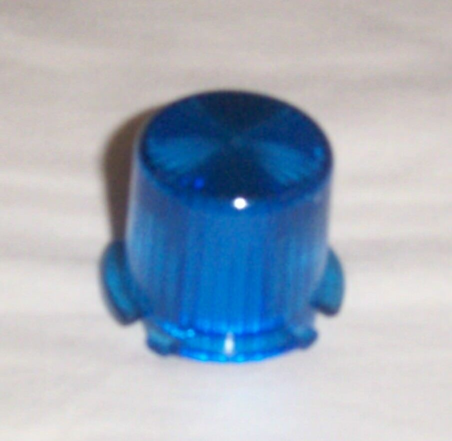 NBA Fastbreak Theatre Of Magic Funhouse Pinball Machine Blue Twist Light Dome