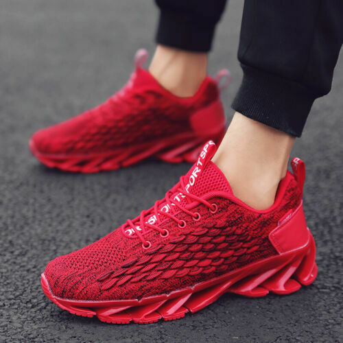 Men's Sneakers Fashion Outdoor Running Athletic Shoes Sports Casual Shoes
