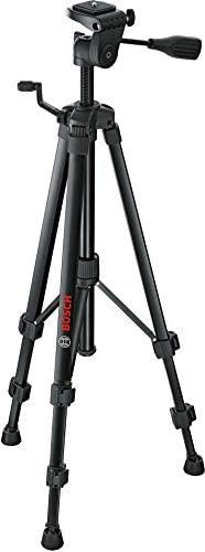 Bosch BT150 Compact Extendable Tripod with Adjustable Legs BT 150