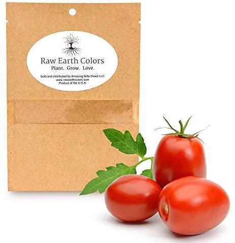 Roma Tomato Seeds for Planting Home Vegetable Garden – Heirloom Roma Tomato
