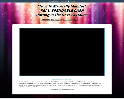 (1) Message from Alexander   Manifestation Magic
