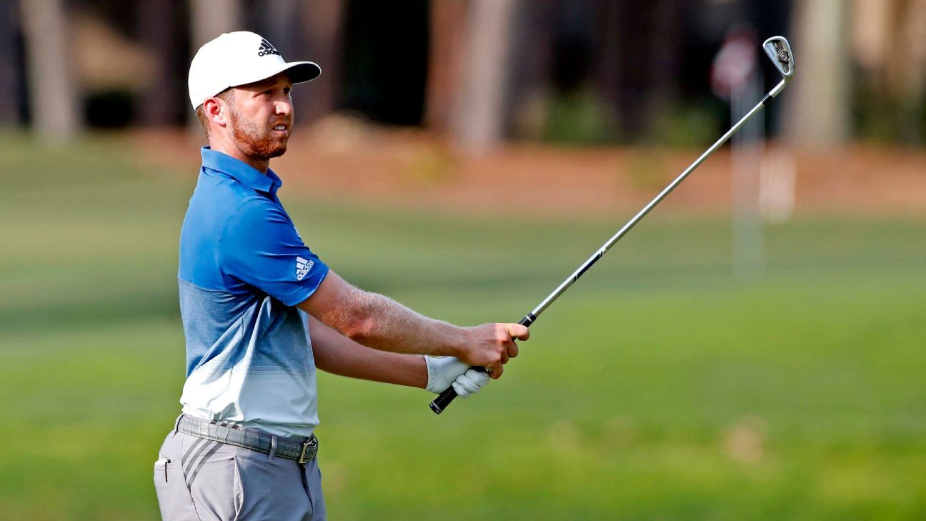 How the pandemic is likely to a cost one of the hottest players in the world a spot in the Masters