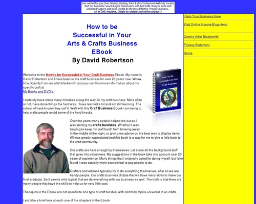 Craft Business Success, How to be Successful In Your Craft Business | Craft Business | Home Craft Business