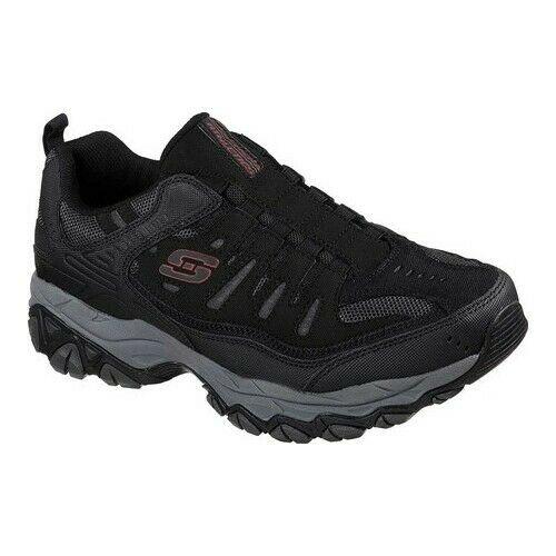 Skechers Men's   After Burn M. Fit Slip-On Walking Shoe