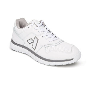 Anodyne No. 50 Sport Trainer Mens Shoes White Diabetic Orthotic SALE