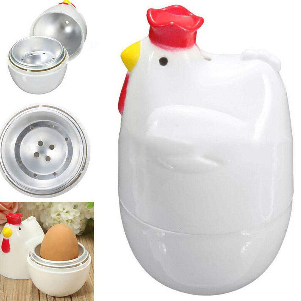 Microwave Egg Boiler Egg Cooker Egg Steamer for Hard or Soft Boiled Eggs