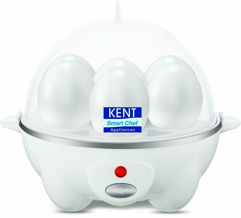 Instant Egg Boiler 360-Watt (Transparent White Color) Free Shipping