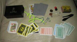Vintage Marvin's Secret Box of Tricks – Magic Tricks