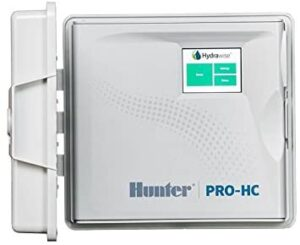 SPW Hunter PRO-HC PHC-600i 6 Zone Indoor Residential/Professional Grade Wi-Fi Controller With Hydrawise Web-based Software – 6 Station Timer – Internet Android iPhone App