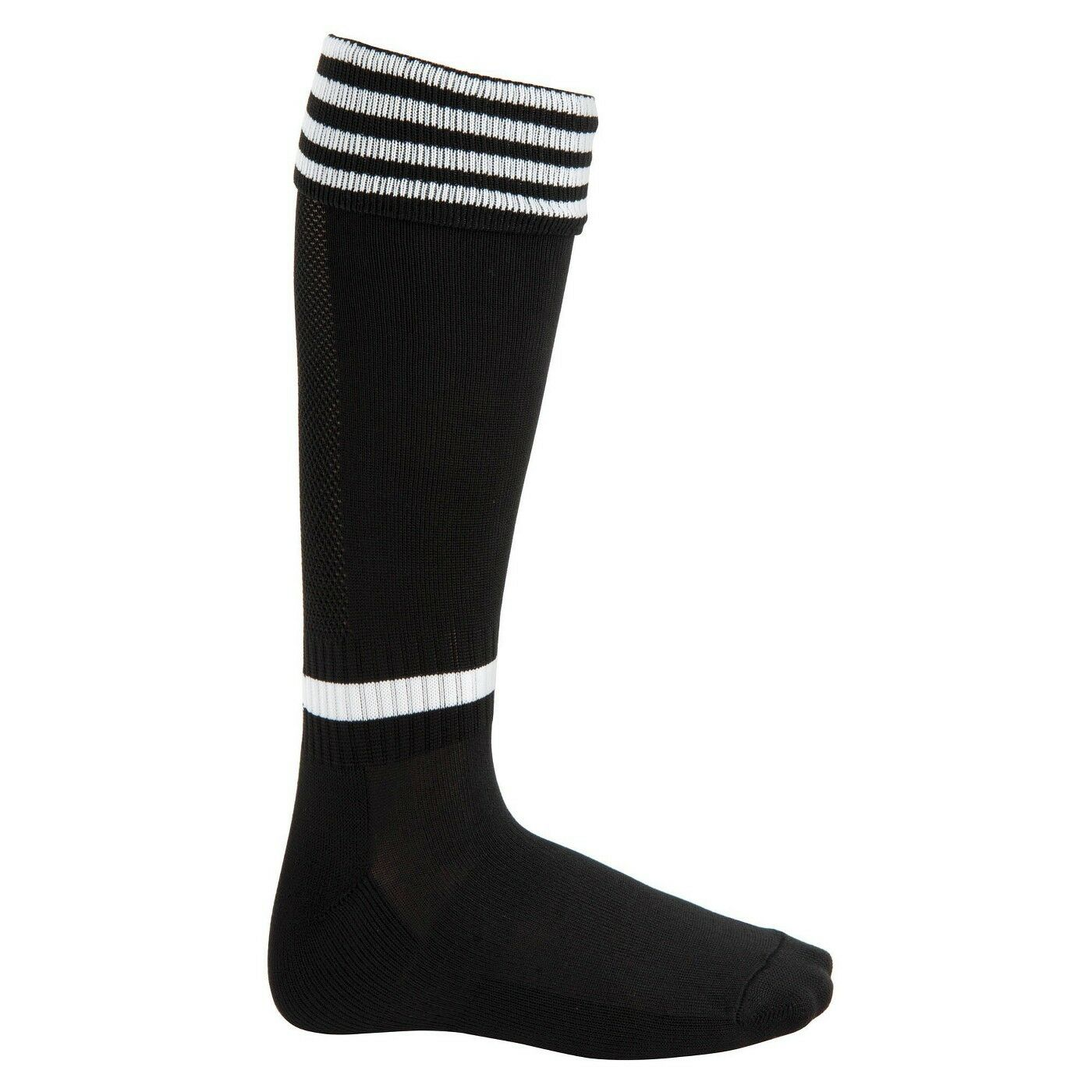 Franklin Sports ACD Soccer Socks for Unisex Youth, 1-Pair Size Small Shoe 10-1