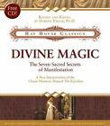 Divine Magic : The Seven Sacred Secrets of Manifestation w/CD Doreen Virtue NEW