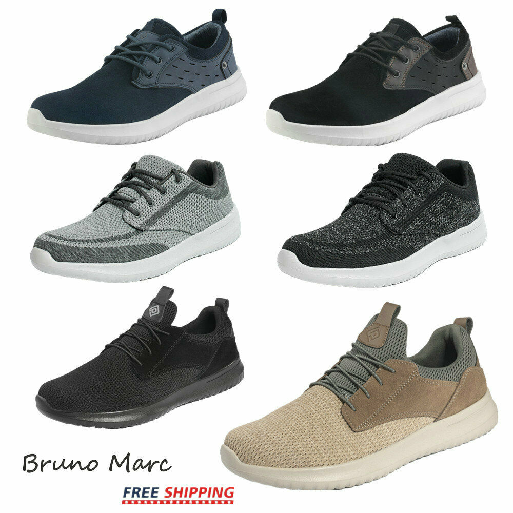 Bruno Marc Men's Casual Sneakers Outdoor sports shoes Running Athletic Shoes US