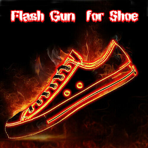 Flash Gun for Shoe -Magic Trick, Fun Magic, Party Magic