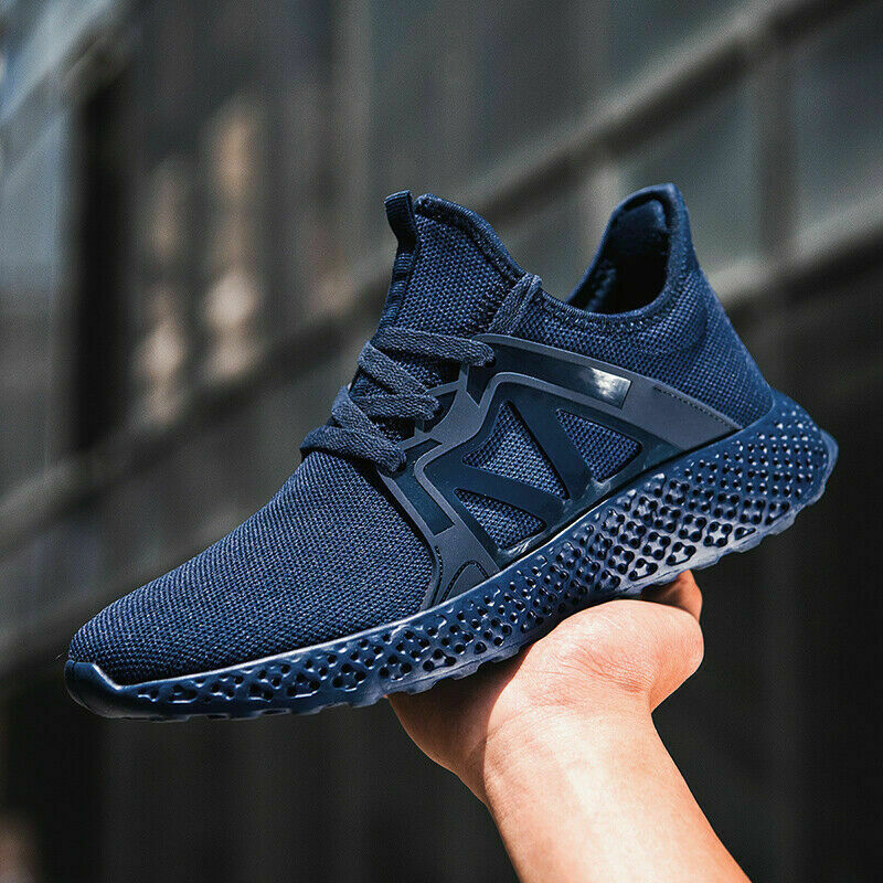 Men's Sports Shoes Jogging Casual Walking Athletic Tennis Running Sneakers Gym