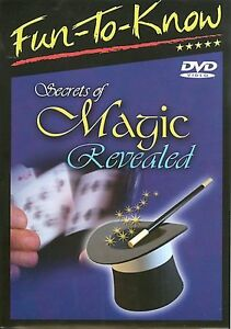Fun To Know: Secrets of Magic Revealed – DVD