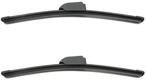Otois 2 Piece Rear Windshield Wiper Blade 98850A5000 13 inch for Hyundai Elantra GT i30 2012 2017