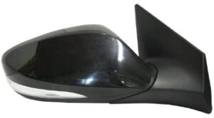 TYC 7710241 Compatible with Hyundai Elantra Right Heated Power Replacement Mirror