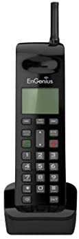 EnGenius Technologies FreeStyl 2 HC 900MHz Expansion Handset Telephone,Black