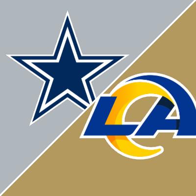 Cowboys vs. Rams – Game Summary – September 13, 2020