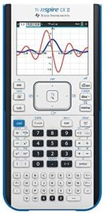 Texas Instruments TI-Nspire CX II Color Graphing Calculator with Student Software (PC/Mac)
