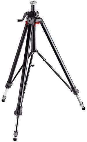 Manfrotto 058B Triaut Camera Tripod – Replaces 3251 and 3051 (Black)