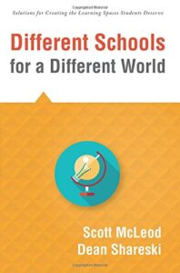 Different Schools for a Different World (School Improvement for 21st Century Skills, Global Citizenship, and Deeper Learning) (Solutions for Creating the Learning Spaces Students Deserve))