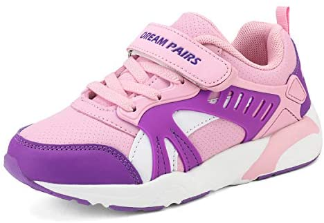 DREAM PAIRS Boys Girls Athletic Sports Sneakers Tennis Running Shoes