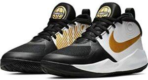 Nike Kids' Team Hustle D 9 Grade School Basketball Shoe