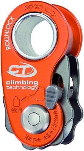 Climbing Technology RollnLock Pulley
