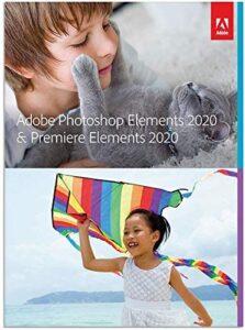 Adobe Photoshop Elements 2020 and Premiere Elements 2020 [PC/Mac Disc]