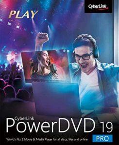 CyberLink PowerDVD 19 Pro [PC Download]