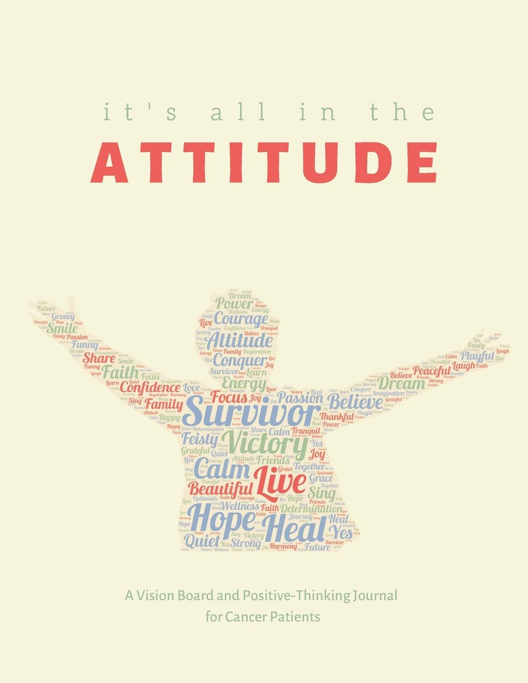 It's All in the Attitude: A Vision Board and Positive-Thinking Journal for Cancer Patients