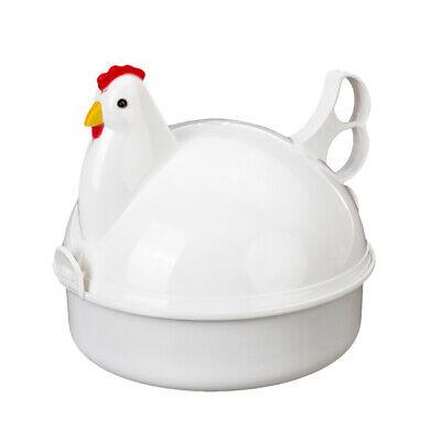 boiled egg microwave boiler