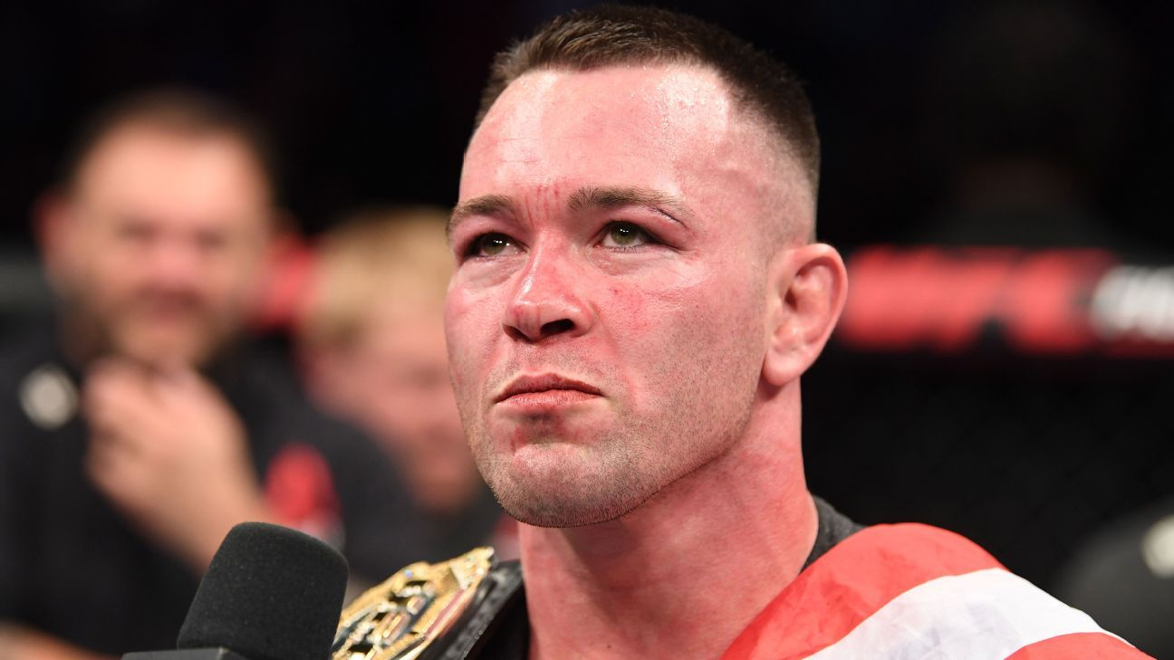 UFC real or not — Colby Covington gets title shot with win; Jorge Masvidal will be a factor