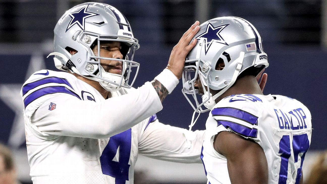 Dallas Cowboys' Mike McCarthy on late pass interference call