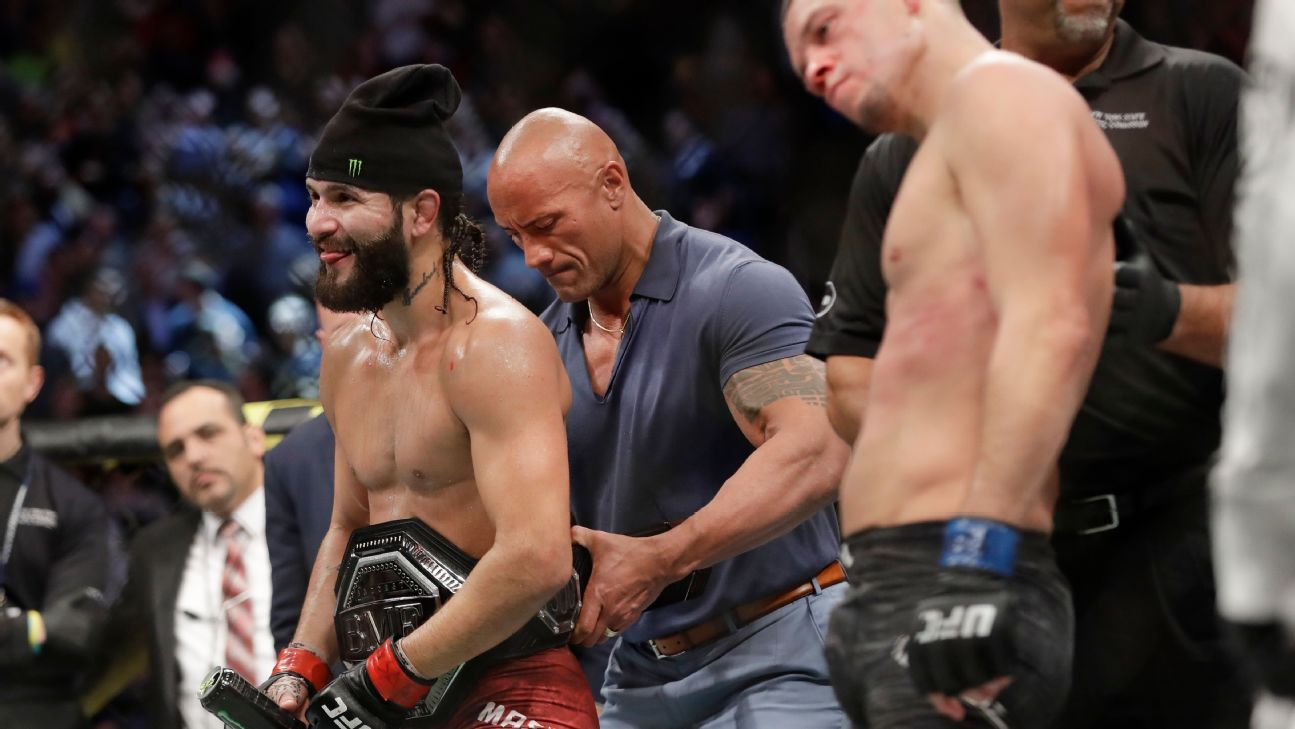 Real or not — BMF rematch needs a live crowd; Brock Lesnar returns to UFC?
