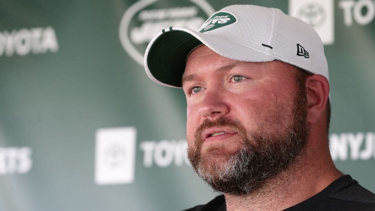 New York Jets GM Joe Douglas says team angered by low expectations