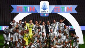 Juventus, Ronaldo start vs. Sampdoria