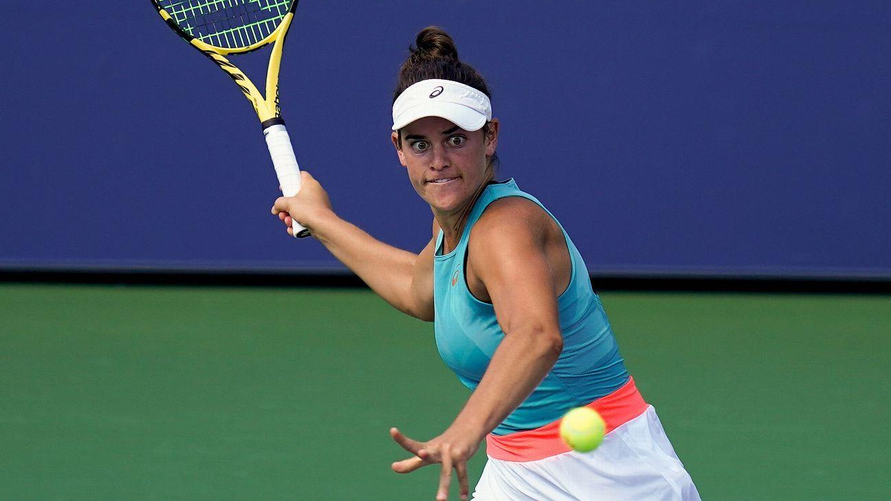 Jennifer Brady maintains sets streak, reaches first US Open quarterfinals