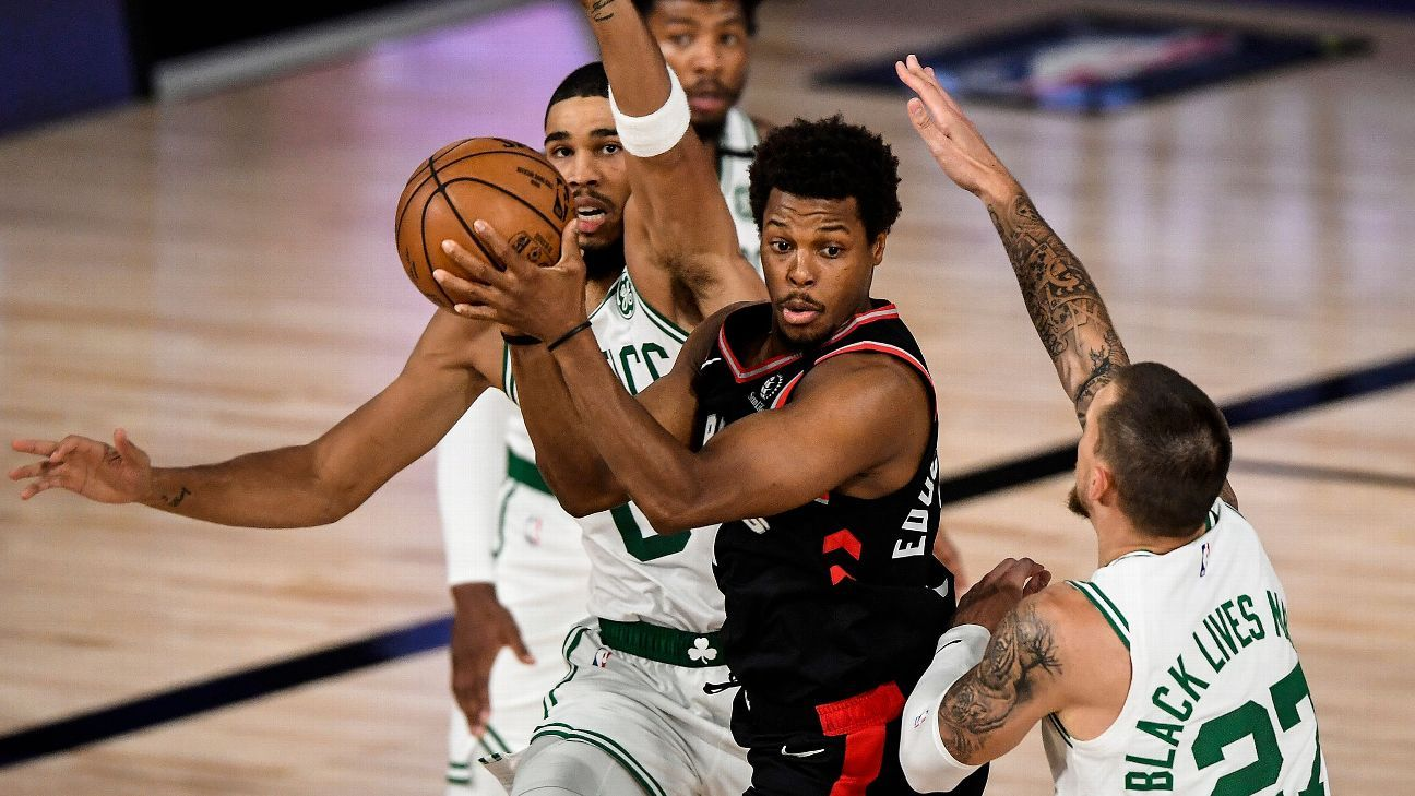 Nine NBA playoff things I like and don't like, including Kyle Lowry attacking
