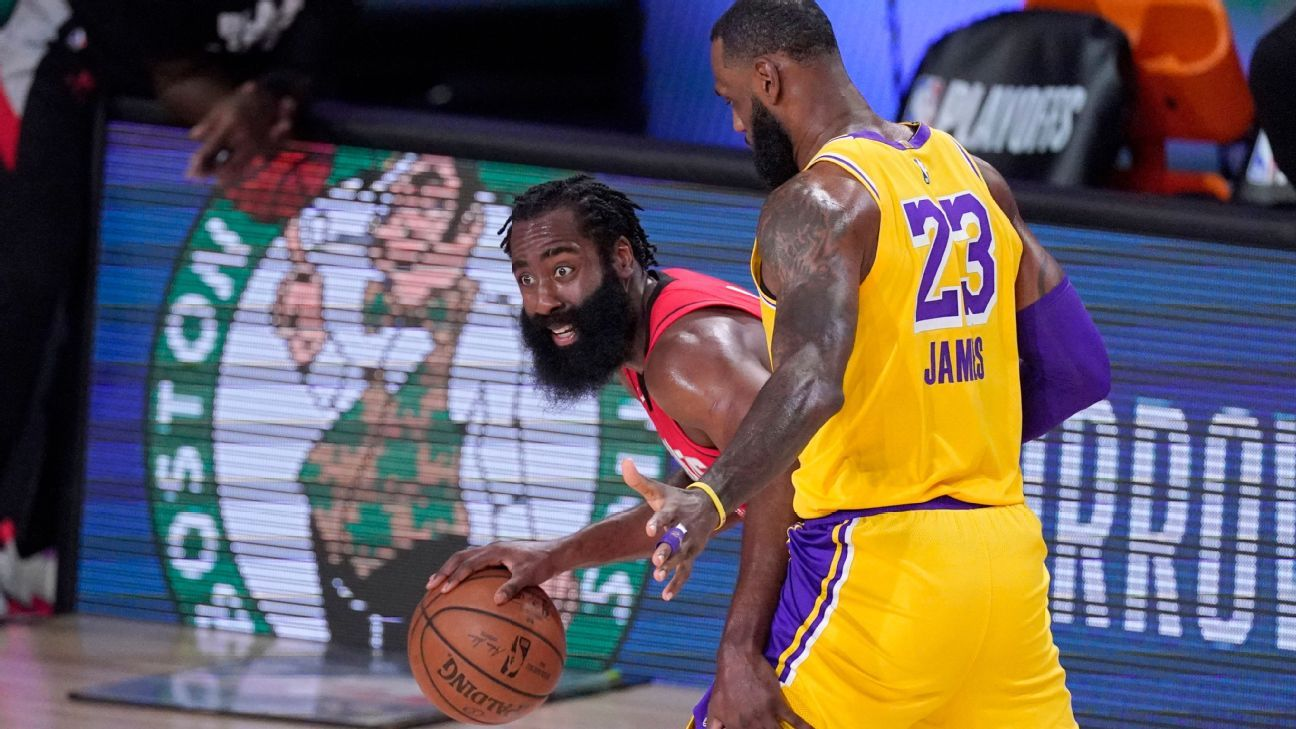 NBA playoffs – Lakers embrace D'Antoni's vision, out-small ball Rockets