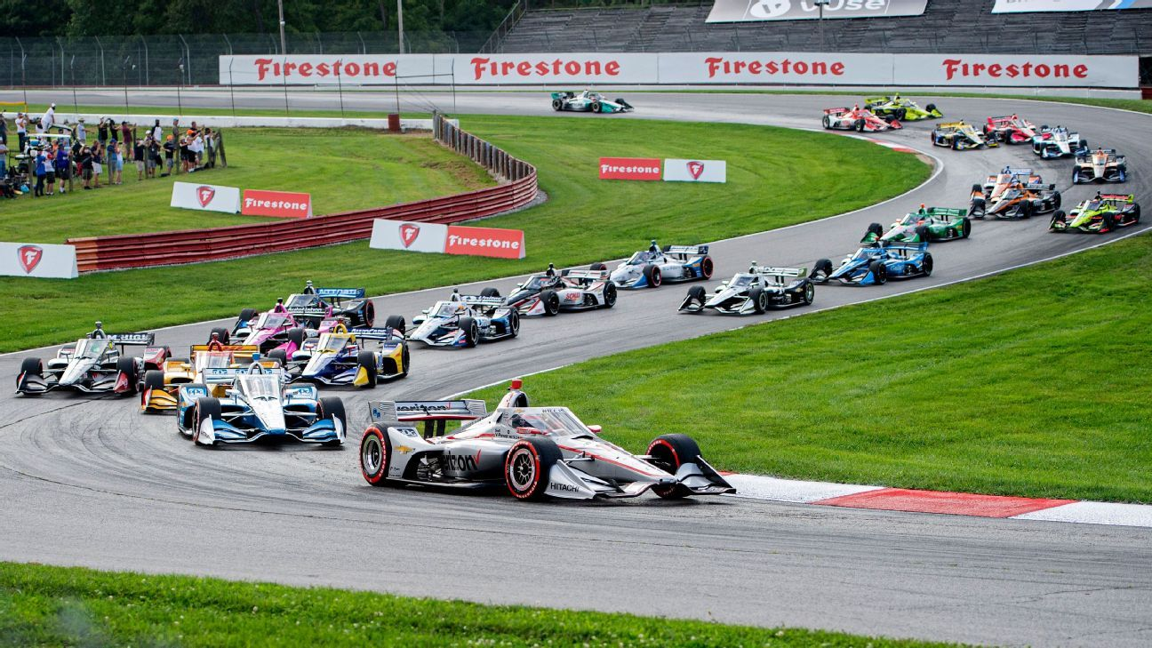Will Power dominates Mid-Ohio for first IndyCar win of season