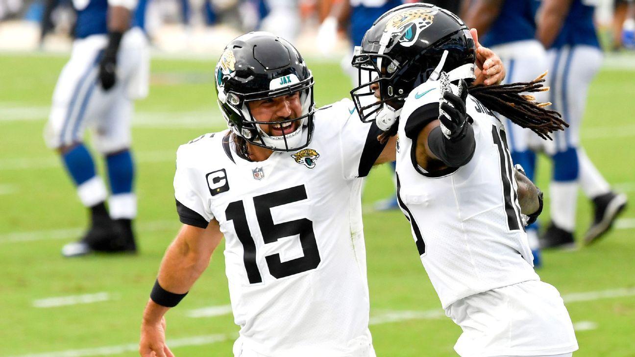 Gardner Minshew and rookies come up big as Jaguars upset Colts – Jacksonville Jaguars Blog