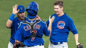 Chicago Cubs' Alec Mills went from being a college walk-on to throwing a no-hitter