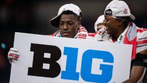 Big Ten football is back