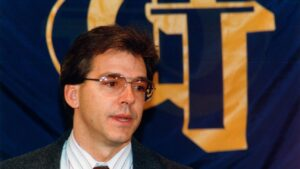 Who's the boss? At Toledo in 1990, it was 38-year-old Nick Saban