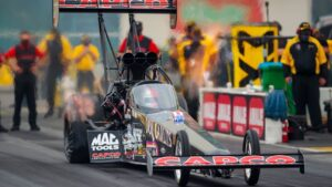 Steve Torrence beats father Billy at NHRA Gatornationals