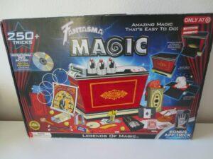 Fantasma Magic Legends Set 250+ Fun Game Tricks For Kids & Children New open box